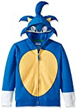 SEGA Kids' Big Sonic The Hedgehog Costume Hoodie, Royal, S-8