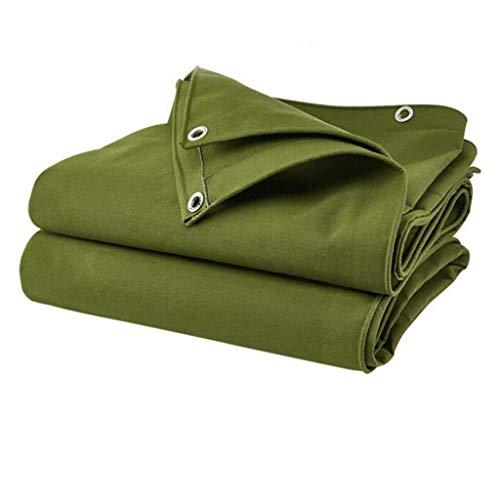 Wangczyp Dekzeil Outdoor Luifel Katoen Garen Materiaal Doek Gebruikt voor Balkon Plant, Tuinmeubelen, Trampoline, Hout, Auto, Camping Tuinieren