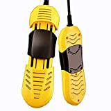 SJYDQ 電気靴乾燥機滅菌器-脱臭靴乾燥機、プラチナ (Color : B)