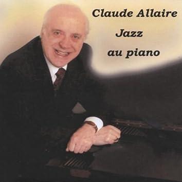 CLAUDE ALLAIRE JAZZ AU PIANO