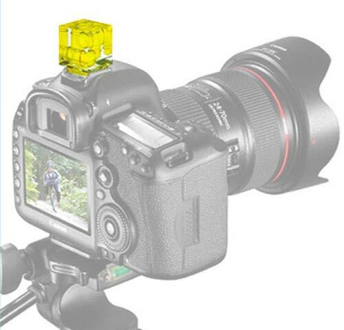 Nivel de flash de 3 ejes tapa Hot Shoe Mount Cover Bubble Level Spirit compatible con SIGMA SD Quattro H DP0 DP1 DP2 DP3 SD1 cuatro Merril DP2X DP1X DP1S SD1 SD15 SD14 SD10 SD9