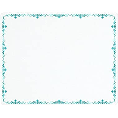 Corelle Garden Lace 15 X 12 inch Counter Saver Tempered Glass Cutting Board, 91512GLH