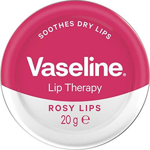 Vaseline Balsamo para Labios Rosy - 20 ml