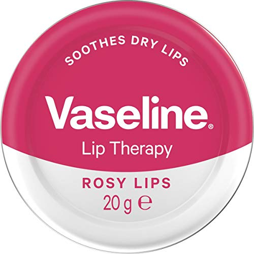 Vaseline Balsamo para labios Rosy 20 gr