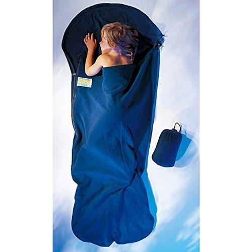 Cocoon Drap de sac Microfibre MFT85 Coloris bleu Rectangulaire
