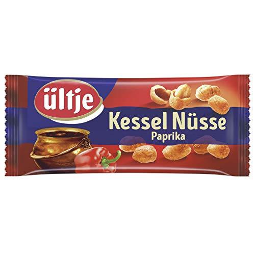 ültje Kessel Nüsse, Paprika, 12er Pack (12 x 40 g)