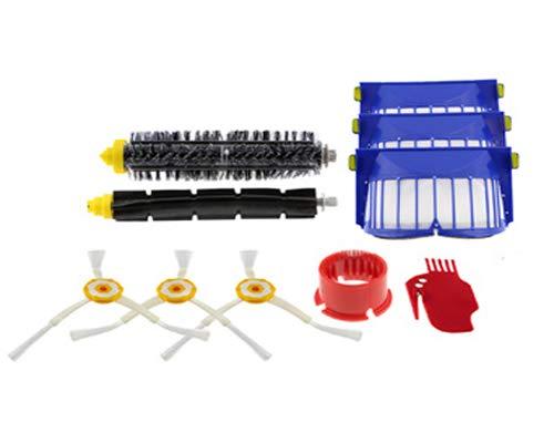 Kit de accesorios de repuesto para aspirador iRobot Roomba 600 Serie
