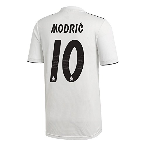 adidas Real Madrid Home Modric 10 Jersey 2018/2019 (Official Printing) - XXL