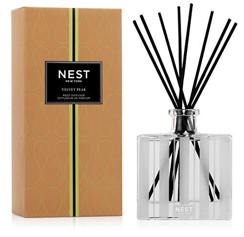 NEST Fragrances Velvet Pear Reed Diffuser 5.9 fl oz./175 mL