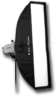 Fotodiox SBX 1256 CN Pro 12x56 Streifen Softbox für Studio Strobe/Blitz mit Weiche Diffusor/Engagiert Speedring Softbox Adapter