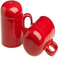 product image for Fiesta Rangetop Salt and Pepper Set, Scarlet