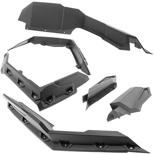 X3 Super Extended Fender Flares For All Can Am Maverick X3 Models 2017-2021 Include MAX(6 Piece Complete Set)