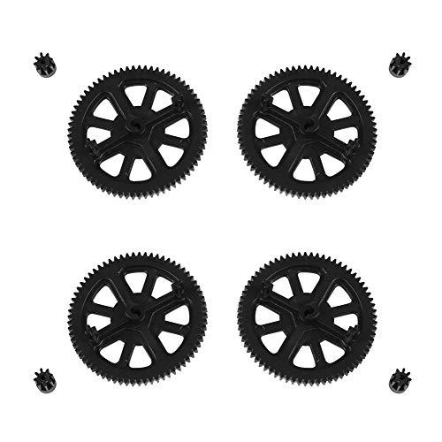 RC Drone Getriebe, Kunststoff Getriebe Zahnrad kompatibel mit Parrot AR Drone 1.0 & 2.0