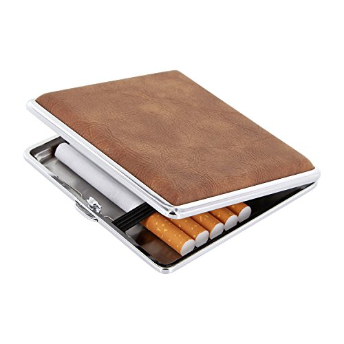 Elegantes ZIGARETTENETUI FÜR 20 Zigaretten (Variante 7)