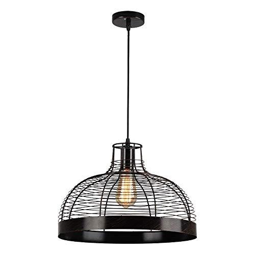 HDDD Loft Vloerlamp restaurant kroonluchter persoonlijkheid creatief retro nostalgie smeedijzeren café industriële verlichting wind bird cage chandelier