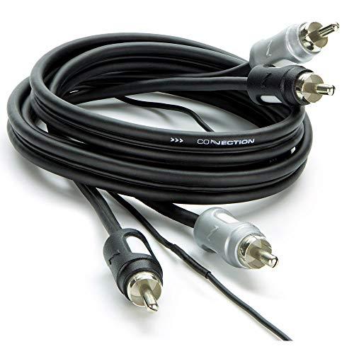 connection 1177424 By Audison Cavo Pre RCA FS Fs2 450 da 4, 5 mt 2 Canali