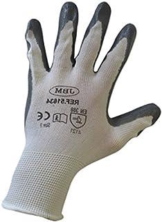 JBM 51634Pair de guantes con palma reforzada de