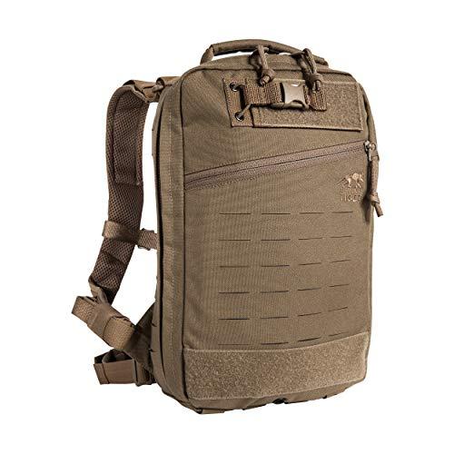 Tasmanian Tiger Medic Pack Mk II S, Small Medical Bag, MOLLE Webbing, First Aid Storage, YKK Zippers, Coyote
