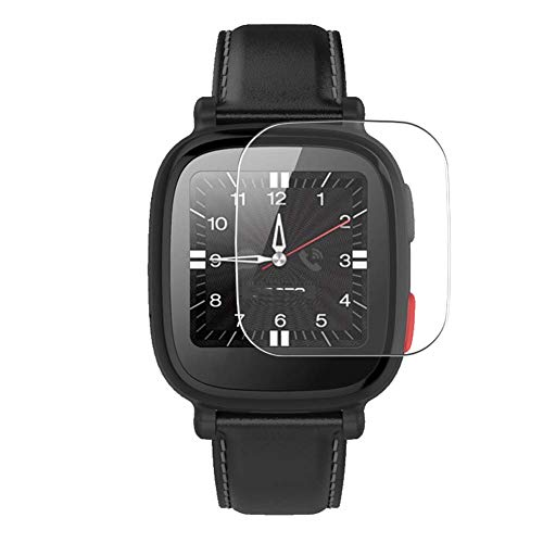 Vaxson 3 Stück Schutzfolie, kompatibel mit Omate Announces The Wherecom S3 smartwatch Smart Watch, Bildschirmschutzfolie TPU Folie [ nicht Panzerglas ]