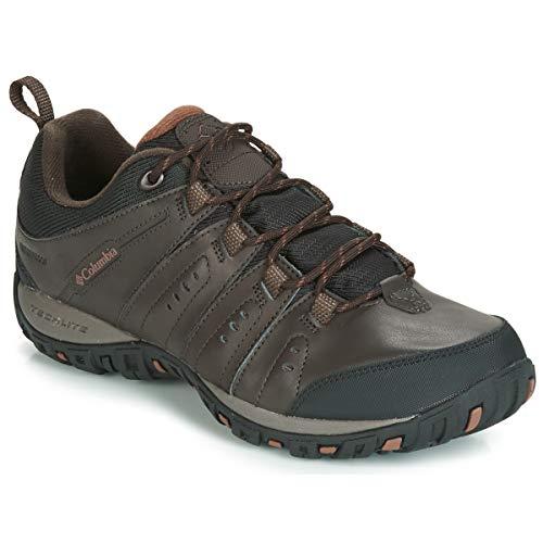 Columbia Peakfreak Nomad Waterproof - Zapatillas de viaje de cordovan/cinnamon