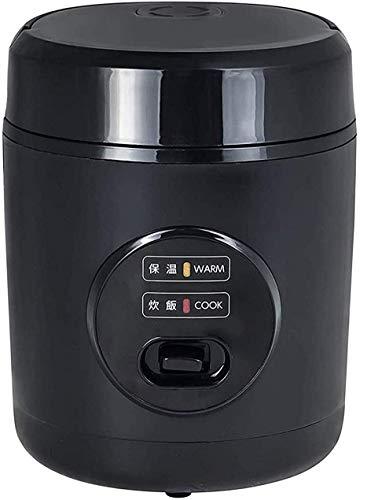 [山善] 炊飯器 0.5~1.5合 ひとり暮らし用 小型 ミニ ライスクッカー ブラック YJE-M150(B) [メーカー保証1年]