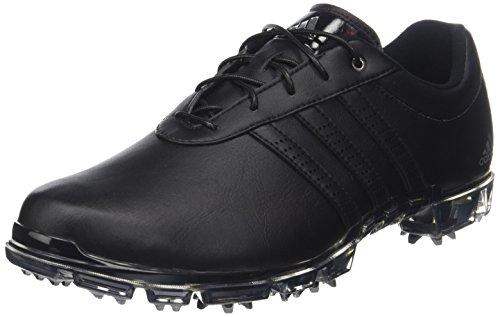 adidas Herren Adipure Flex Golfschuhe, Schwarz (Negro DA8821), 40 2/3 EU