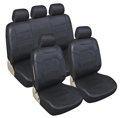 Upgrade4cars Coprisedili Eco-Pelle per Auto Universali ...