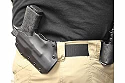 Best Small of Back Holsters for S&W M&P Shield - Top Rated Holster
