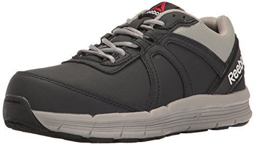 Reebok Work Men's Guide Work RB3502 Industrial & Construction Shoe, Blue, 14 W US