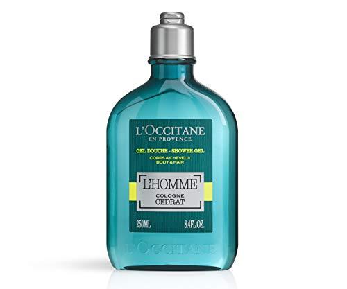 L'OCCITANE - Duschgel Körper & Haar L'Homme Cologne Cédrat - 250 ml