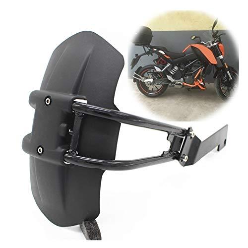 Essming Motorradzubehör Rückseite Fenderhalterung Motorrad Mordguard Fit für for 125 200 Duke 390