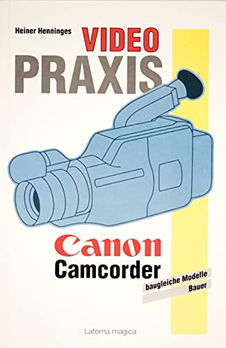 Videopraxis, Canon Camcorder