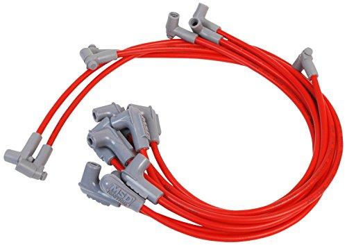 MSD 31249 8.5mm Super Conductor Spark Plug Wire Set