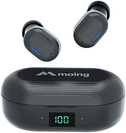 Wireless Earbuds Bluetooth Earphones Headphones Cordless Earbuds with Digital LED Display Case product image