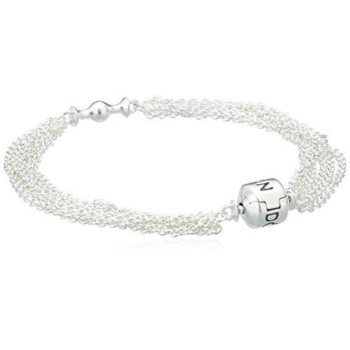 Pandora - Bracciale, Argento Sterling 925, Donna