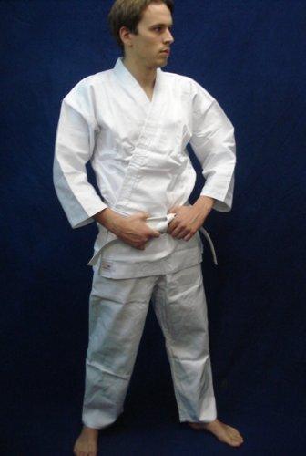 Orkansports Karate-Anzug Weiss Premium 12oz
