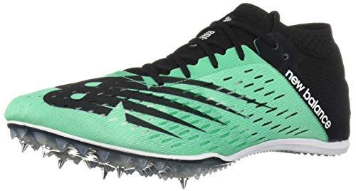 New Balance 800 Middle Distance h, Zapatillas de Atletismo Hombre, Turquesa (Neon Emerald/Black G6), 43 EU