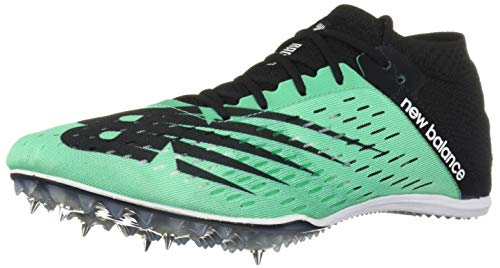 New Balance 800 Middle Distance h, Zapatillas de Atletismo Hombre, Turquesa (Neon Emerald/Black G6), 43 EU