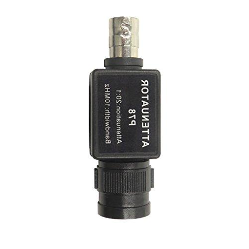 HT201 Actualizador Osciloscopio 20: 1 Señal Atenuador Pasivo Universal 10MHZ