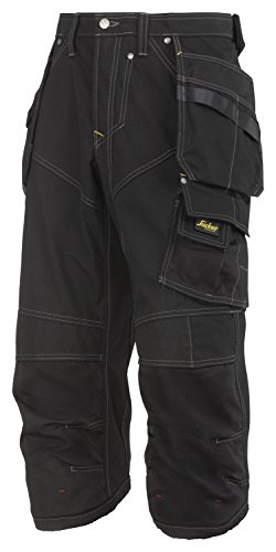 Snickers Ripstop Piratenhose schwarz Gr. 52