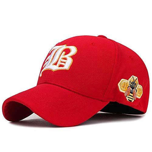 Hombres Hip Hop Back Wear Completo Cerrado Deportes Sombreros Hombres y Mujeres Ajustados Gorras De Béisbol 56-60Cm