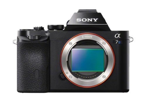 Sony ILCE7S/B Alpha a7S Mirrorless Digital Camera