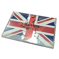 英国風景2021卓上カレンダー《メール便のため配送に日数が掛かります》
