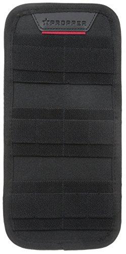 Propper 10 x 5 Elastic Organizer Panel, Black, One Size