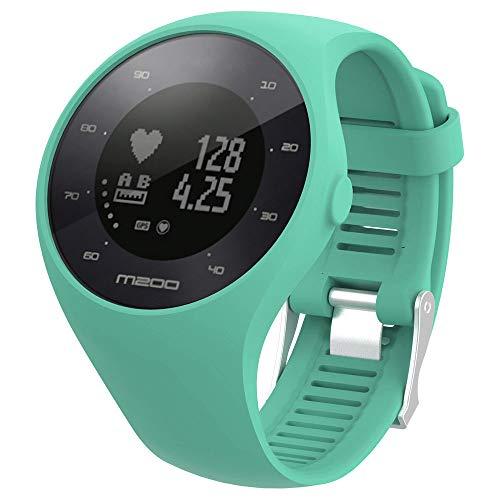 Baohooya Correa para Polar M200 Fitness Watch - Deportiva Moda Silicona Pulsera - Repuesto Correa de Reloj Banda de Reloj Watch Band Accesorios para Hombre Mujer