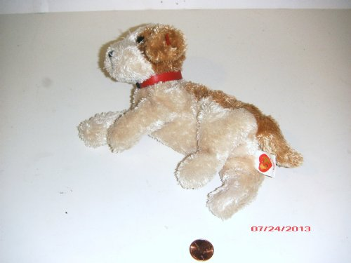 TY Beanie Baby - Peluche Animaux - Banjo le Chien