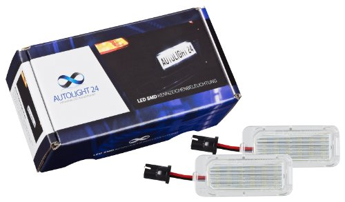 Preisvergleich Produktbild LED Kennzeichenbeleuchtung Nummernschildbeleuchtung 703 3