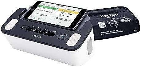 Omron Complete Wireless Upper Arm Blood Pressure Monitor + EKG; Measure Bp, EKG, Afib, Tachycardia, Bradycardia & Sinus Rhythm; Built-In Bluetooth Technology