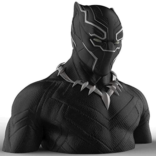Semic - Hucha, diseño de Pantera Negra de Marvel