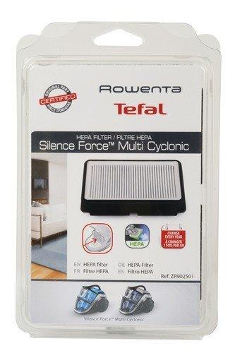 HEPA-Filter ZR902501 EX RS-RT4109 für Staubsauger Rowenta Silence Force Multicyclonic RO8366 - RO8364 - RO8366 - RO8343 - RO8313 - RO8374 - RO8376 Original Ersatzteil